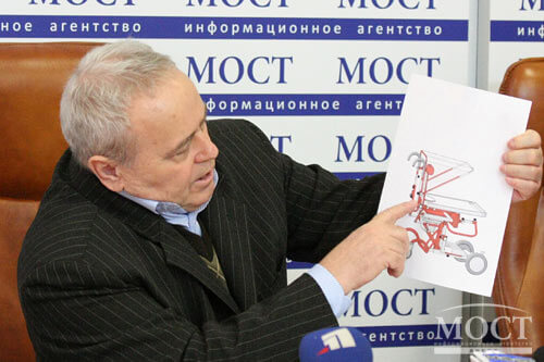 Изобретатель Анатолий Лобов