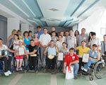 Луганский вуз признали одним из самых комфортных для инвалидов АДАПТАЦИИ ДОСТУПНОСТІ ИНВАЛИДНОСТЬЮ ИНВАЛИДОВ ОБРАЗОВАНИЕ ОБУЧЕНИЕ ОГРАНИЧЕННЫМИ ВОЗМОЖНОСТЯМИ