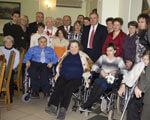 Вирішення проблем людей з інвалідністю – у співпраці влади та громадськості ВОІ СОІУ ІНВАЛІДНІСТЮ ІНВАЛІДІВ