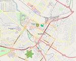 Познач на карті Кіровограда місця, пристосовані для інвалідів ЛЮДЕЙ