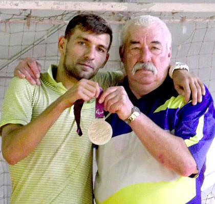 Евгений Зиновьев и Алексей Кацман