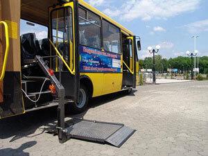 Спецтранспорт для інвалідів – нагальна потреба