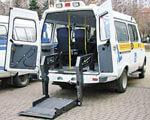 1 01 social taxi service. інвалідів
