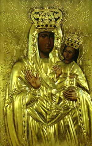 Зарваницька ікона Божої Матері