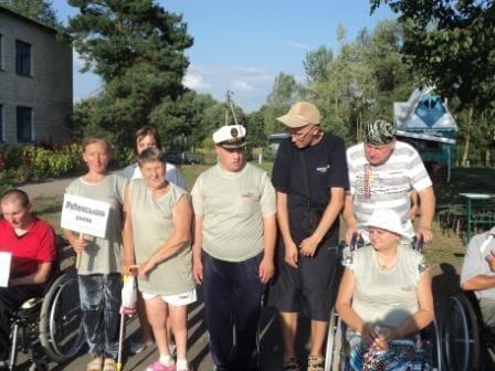 На Полтавщині стартувала спартакіада серед серед людей з обмеженими фізичними можливостями