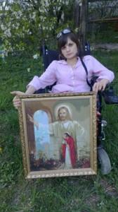 Вишиванки прикутої до ліжка мешканки Тернопільщини продають по всьому світі