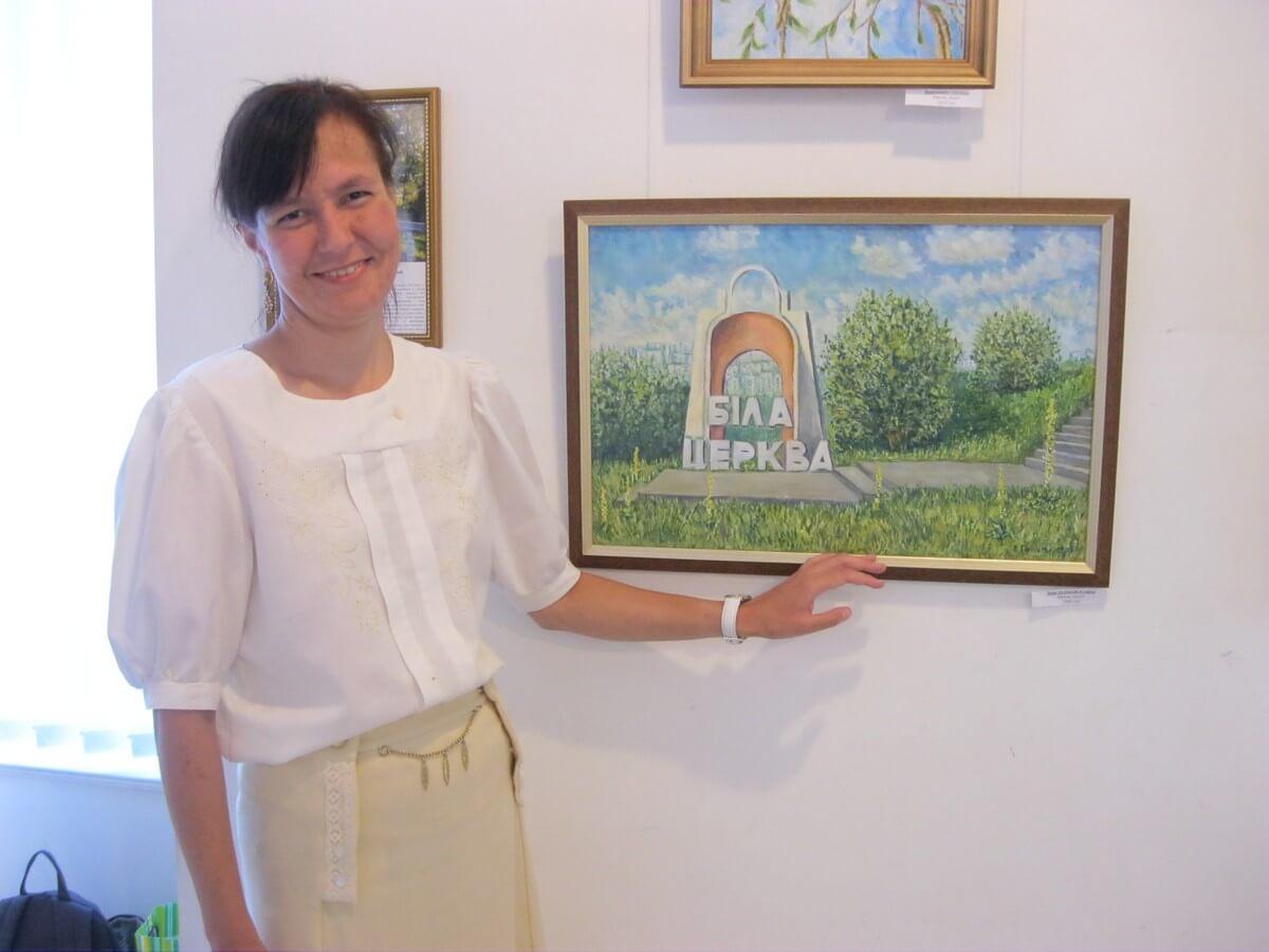 художниця Владлена Горбунова