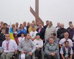 120 людей з обмеженими можливостями підкорили Полонину Руну ОБМЕЖЕНИМИ МОЖЛИВОСТЯМИ