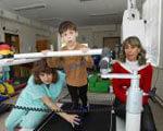Луганские центры социальной реабилитации детей-инвалидов готовятся работать по новым стандартам. детей-инвалидов, реабилитации