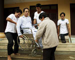 Многие инвалиды лишены возможности лечиться. инвалидностью