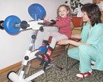 У центрі «Відродження» реабілітація дітей організована краще, ніж у Австрії. реабілітації, інвалідністю, інвалідів