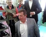 Урядовий уповноважений з прав інвалідів ознайомився з продукцією київського протезного заводу. інвалідів