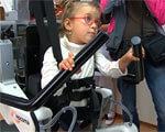 У маленьких харків'ян, хворих на ДЦП, з'явився шанс навчитися самостійно ходити (ВІДЕО). дцп