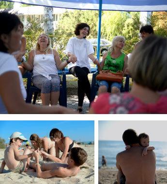 «Маяк» – летний лагерь для детей с аутизмом. аутизмом