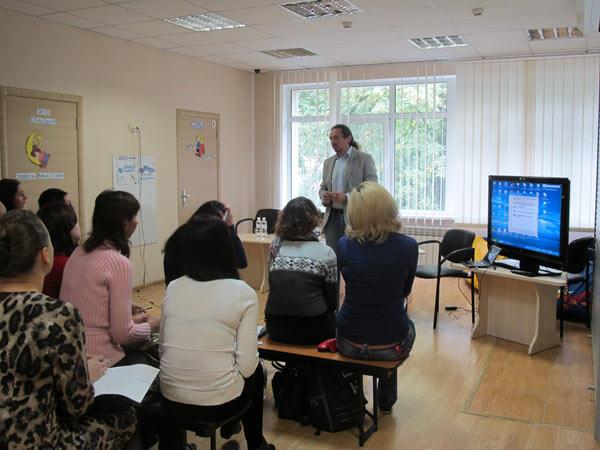 Русский опыт реабилитации в Украине. дитина з майбутнім, аутизмом, реабилитации