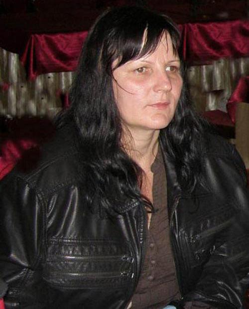 Марія Гогільчин