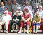 Майже кожна десята людина у світі – похилого віку. похилого віку