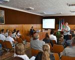 Семінар з підготовки молоді з інвалідністю до проведення просвітницьких заходів. інвалідністю