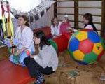Реабілітація дітей-інвалідів має бути комплексною, тоді вона стає набагато результативнішою ДІТЕЙ-ІНВАЛІДІВ РЕАБІЛІТАЦІЇ