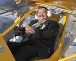 Незрячий Владимир Турский: «Я управлял автомобилем и самолетом, а теперь стал еще и на велосипеде ездить» ВЛАДИМИР ТУРСКИЙ ЮРИЙ ВОЙТЮК