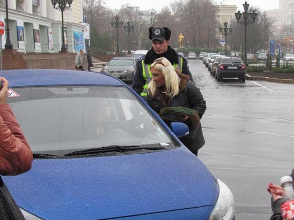 В Україні пройшла акція «Життя – це рух» на підтримку пішоходів із вадами зору. вадами зору, незрячих