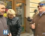 Львівські вулиці небезпечні для неповносправних (ВІДЕО) НЕПОВНОСПРАВНИХ