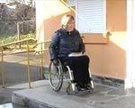 Моніторинг доступності провели в місті Андрушівка (ВІДЕО) ІНВАЛІДНІСТЮ