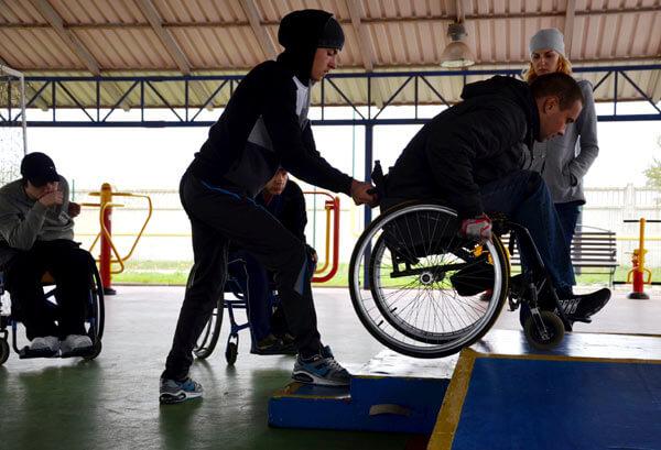 Як ГАРтується характер. реабілітації, реабілітолог, інвалідністю, інвалідів