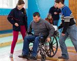 1 05 854215 2. інвалідних візках, інвалідністю