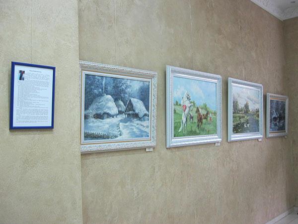 Виставка «Душі людської глибина» 2013. виставці