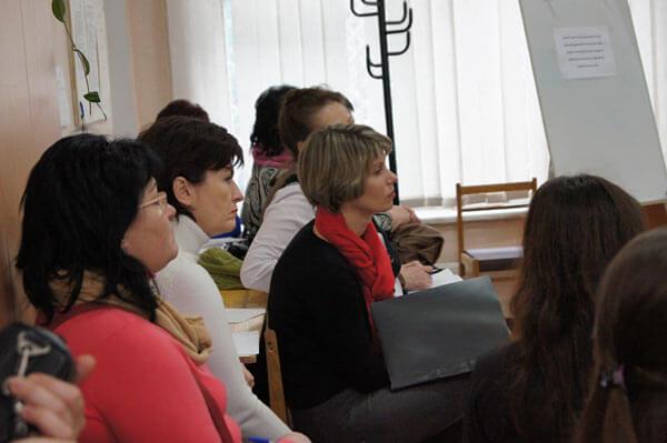 «Спікерське бюро» у соціальній службі Оболонського району. бюро