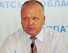 Директор департаменту соціального захисту населення Закарпатської облдержадміністрації Віктор Мацола