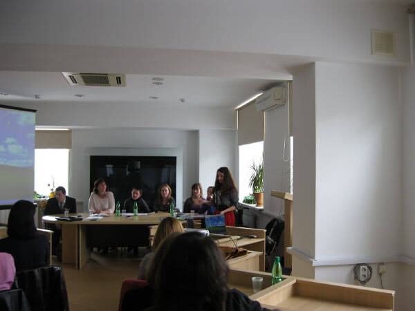 «Спикерское бюро». Тренинг для Центров занятости Киева. спикерское бюро