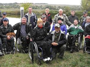 1 06 1 turnir zi sportivnoyi lovli ribi fiderom sered invalidiv zaproshuie v ukrayinku 5052014 1