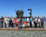 Дети и молодежь с инвалидностью побывали на обзорной экскурсии по Киеву ДЕТЕЙ
