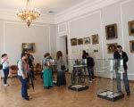 Киевские дети с инвалидностью посетили музей Тараса Шевченко ИНВАЛИДНОСТЬЮ