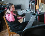Інтернет на слух і дотик ВАДАМИ ЗОРУ НЕЗРЯЧІ
