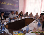 На Вінниччині відбулося засідання «круглого столу» щодо обговорення стану виконання Конвенції ООН про права інвалідів ОБМЕЖЕНИМИ МОЖЛИВОСТЯМИ ІНВАЛІДІВ