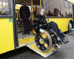 В Запорожье на каждом маршруте будет транспорт для инвалидов ИНВАЛИДОВ