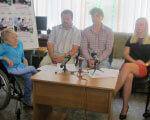 У Вінниці навчатимуть журналістиці людей з обмеженими можливостями ОБМЕЖЕНИМИ МОЖЛИВОСТЯМИ
