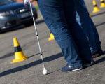Харьковчане с нарушением зрения могут воспользоваться помощью сопровождающих СОПРОВОЖДАЮЩИХ