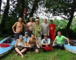 На Сумщині: 10 сміливих вирушили в триденну подорож по Ворсклі ІНВАЛІДИ