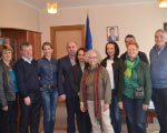 В державній адміністрації пройшла дружня зустріч з делегацією із Швейцарії ПАРАСОЛЬКА