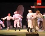 У Львові показали виставу для незрячих глядачів із тифлокоментарем (ВІДЕО) ТИФЛОКОМЕНТАРЕМ