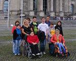Як волинські діти-інваліди захистили Україну у Берліні НЕПОВНОСПРАВНИХ ІНВАЛІДІВ