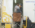 В мобильной женской консультации теперь обследуются и инвалиды (ВИДЕО) ОБСЛЕДОВАНИЕ