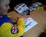 В днепропетровской школе для детей с последствиями полиомиелита и ДЦП состоялся открытый урок по курсу «Успешный человек» ДЦП ПОСЛЕДСТВИЯМИ ПОЛИОМИЕЛИТА