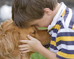 Домашние питомцы помогают детям-аутистам развить уверенность в себе АУТИЗМОМ