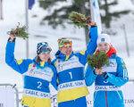 Українська паралімпійська збірна завоювала 10 нагород на чемпіонаті світу з лижних гонок та біатлону БІАТЛОН