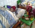 В Одесской области инвалиды-переселенцы объявили голодовку ИНВАЛИДОВ